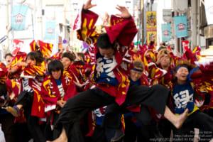 """にっぽんど真ん中祭り2011 北海道大学""""縁"""""""