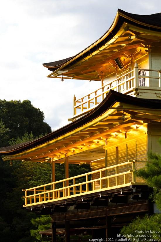 京都スナップ&サイクリング -嵐山~金閣寺-