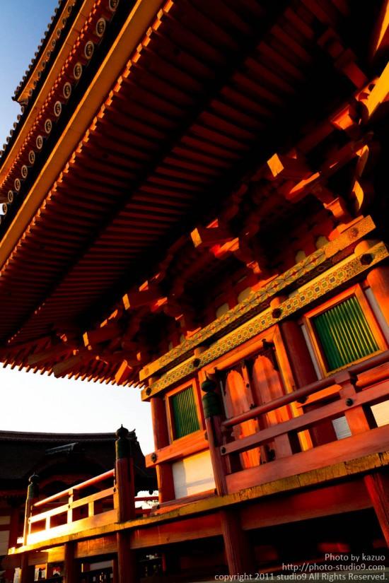 京都スナップ&サイクリング -金閣寺~清水寺-