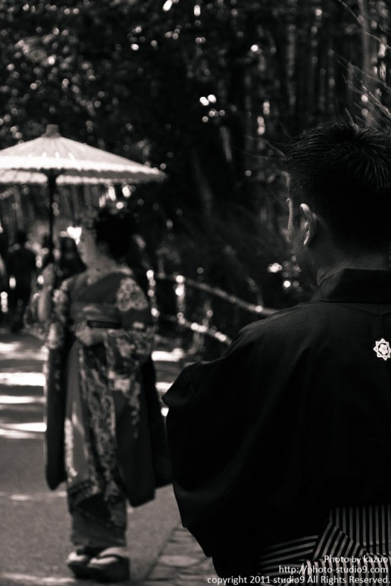 京都スナップ&サイクリング -モノクロⅡ-