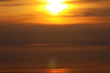 2012年の夜明け。