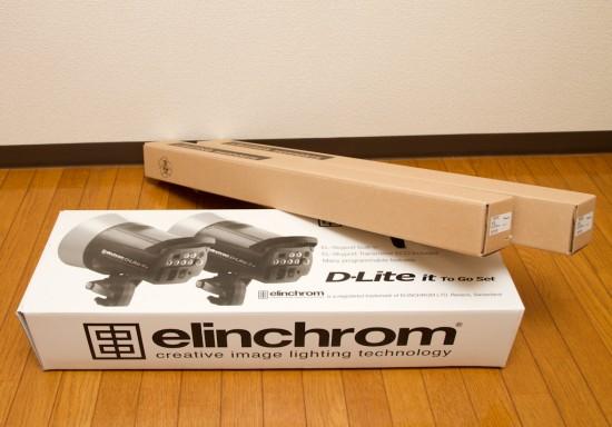 B&Hでモノブロックを買ってみた。-その2- [自宅スタジオ化計画]