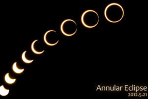 金環日食(2012.5.21)