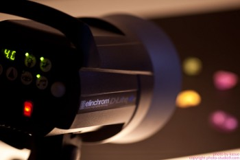 elinchrom D-Lite-it 4 をざっくりレビュー。[自宅スタジオ化計画]