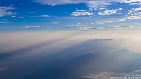 富士山(頂上付近)