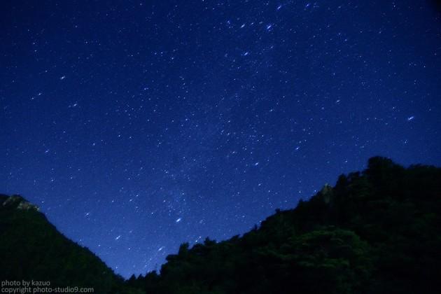 御在所の星空