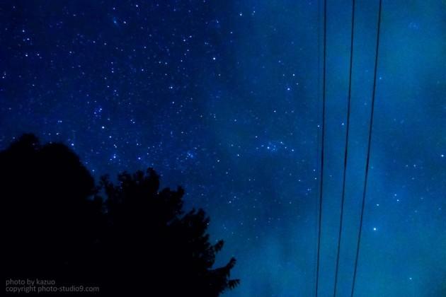 PENで撮った星空