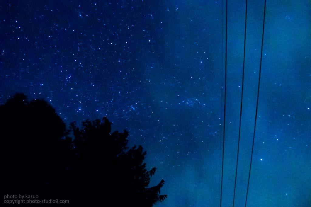 キレイな星空を撮るために準備するもの
