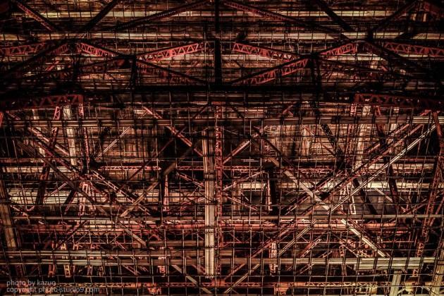 鉄骨愛 東京タワー