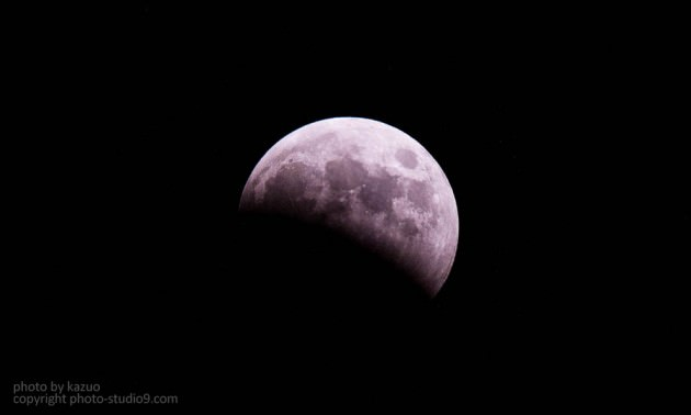 皆既月食の撮り方