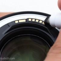 カメラ 電子接点のお手入れ レンズ 接点改質剤