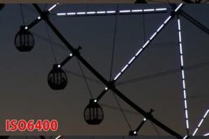 EOS 7D MarkII レビュー 高感度