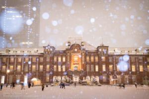 雪の写真の撮り方