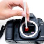 イメージセンサーのクリーニング