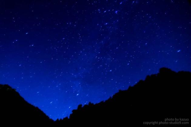 星の撮り方 ソフトフィルター