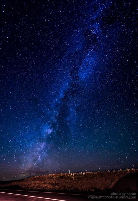星の撮り方 天の川
