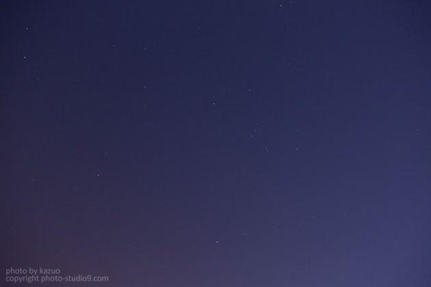 星の撮り方 東京から
