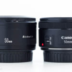 EF 50mm F1.8 STM レビュー