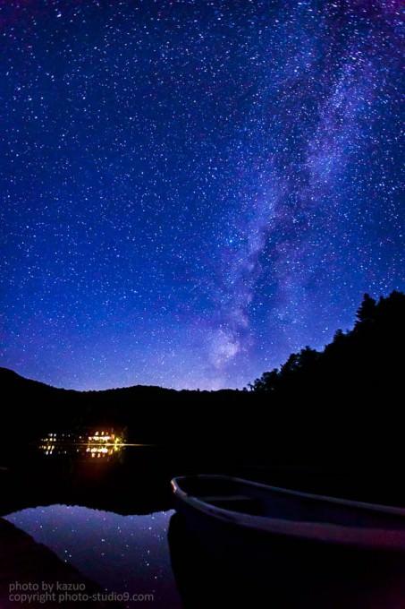 星空の撮り方 天の川