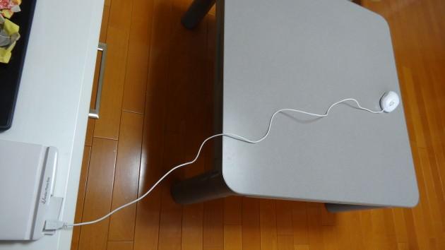 マウス接続イメージ
