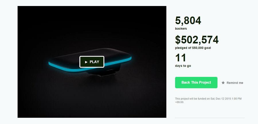 Kickstarter(キックスターター)で簡単に出資する方法まとめ!カメラアイテムにも使えるよ!