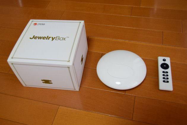 トレンドマイクロ JewelryBox