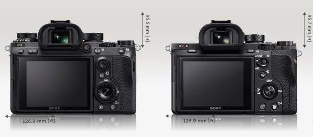 Sony α9 α7RⅡ