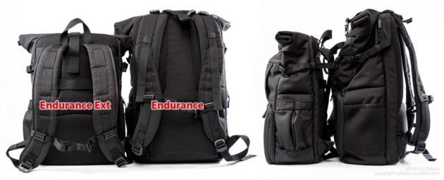 Endurance Ext 比較