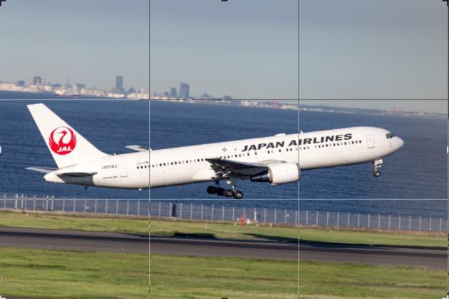 JL 767-300 HND