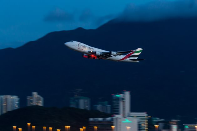 EK 747-400F HKG