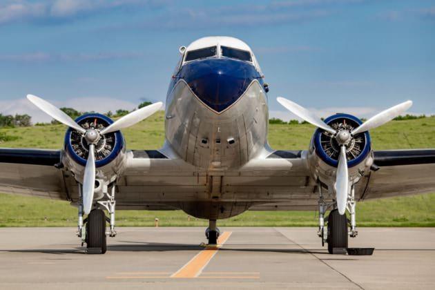 DC-3 FKS