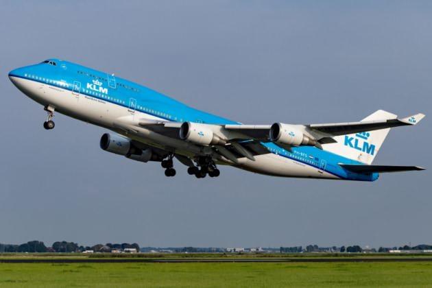 KL 747-400 AMS