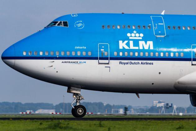 KL 747-400 AMS 3