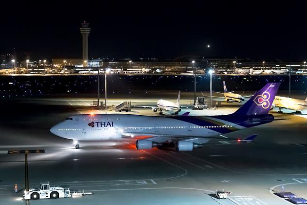 TG 747-400 HND