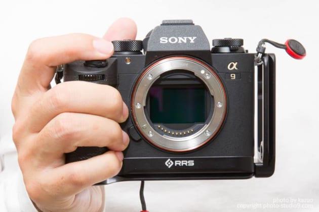 RRS L字プレート BA9-L Set