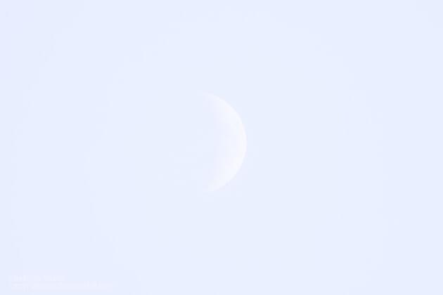 月食の撮り方