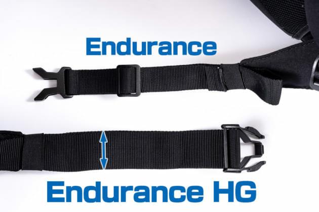 Endurance HG 外観