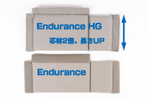 Endurance HG 内部