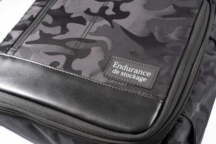 Endurance HG ブラック迷彩