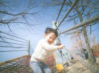 子供写真アングル
