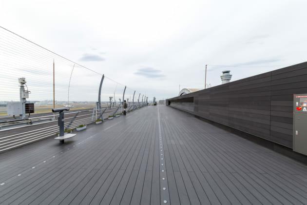 羽田空港 第一ターミナル 展望デッキ