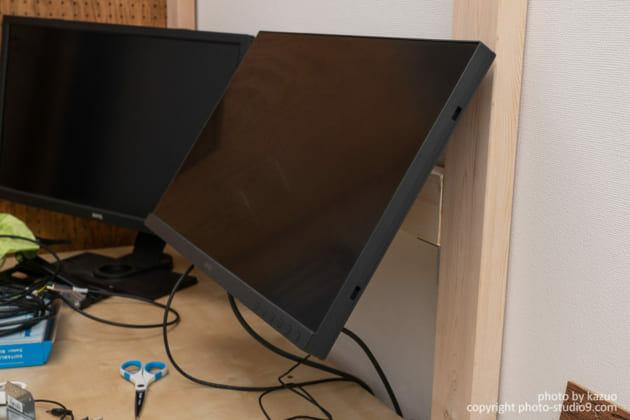 高演色LED デスクライト 自作