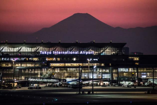 羽田空港 撮影スポット
