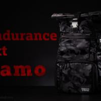 Endurance Ext カモ ブラック迷彩
