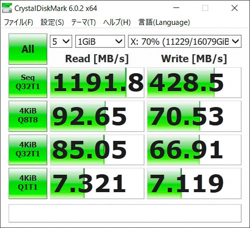 NAS 10GbEの使い方 スイッチ使用