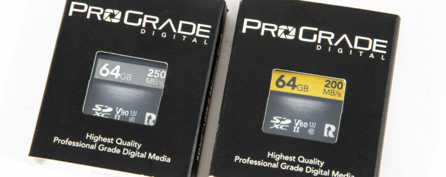 ProGrade Digital SDカード