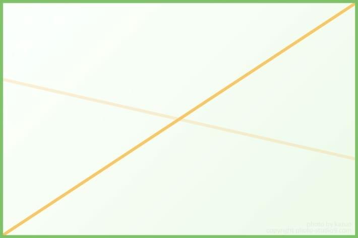 対角構図 構図