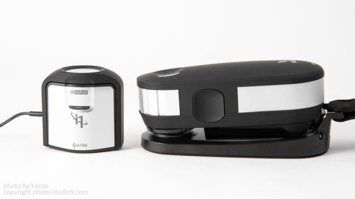 キャリブレーター比較 i1 Display Pro
