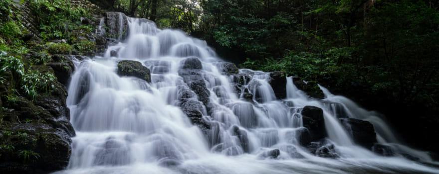 滝スローシャッター
