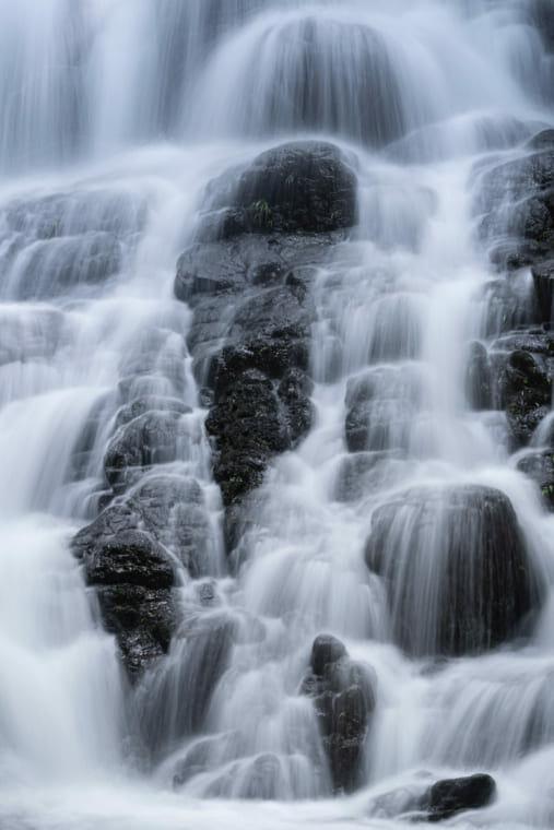 滝スローシャッター1秒